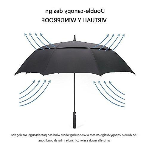 Double-Canopy Windproof Automatic Collapsible Best