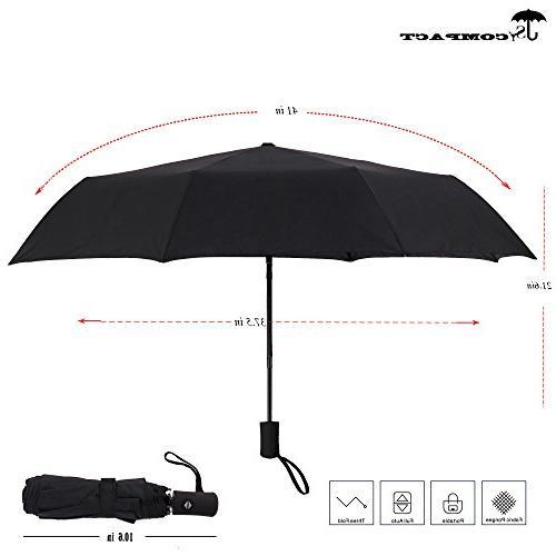 SY COMPACT Auto Open LightWeight Umbrellas