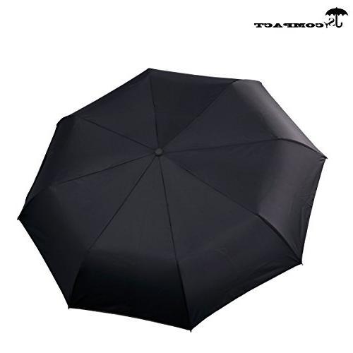 SY Umbrella Auto Open Close Windproof LightWeight Unbreakable