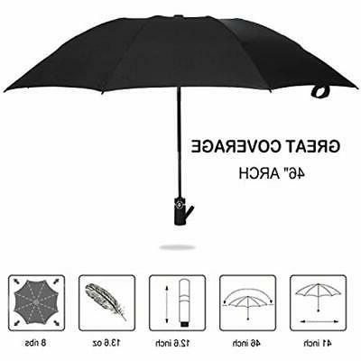 Umbrellas LANBRELLA Windproof Open Close -