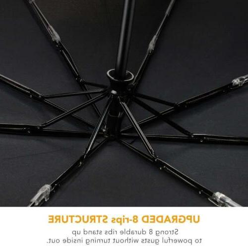 45Inch Umbrella Windproof Tested