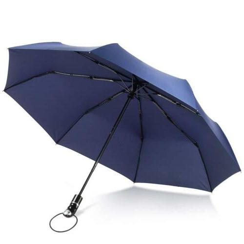 45Inch Fnova Umbrella Tested Auto Open Close