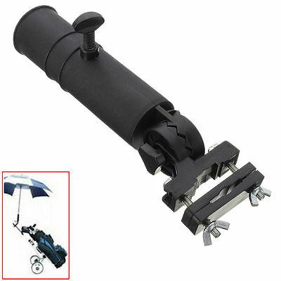 Universal Golf Cart Umbrella Holder Adjustable for All Golf