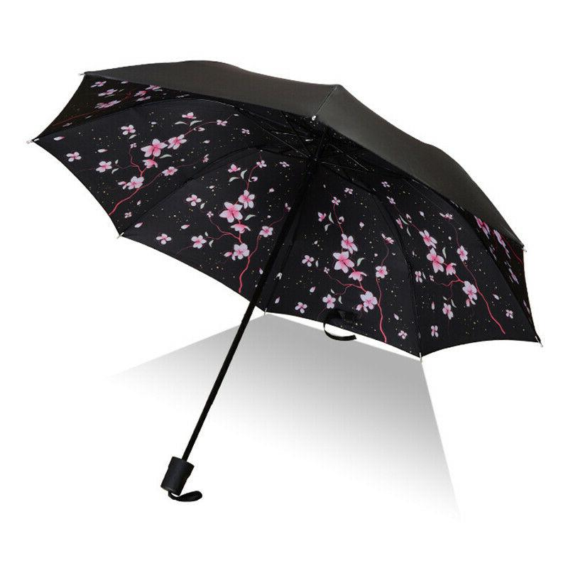 Windproof Layer Rain Handle Umbrella