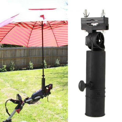 1pcs Adjustable Golf Umbrella Holder Stand Clamp for Push Ca