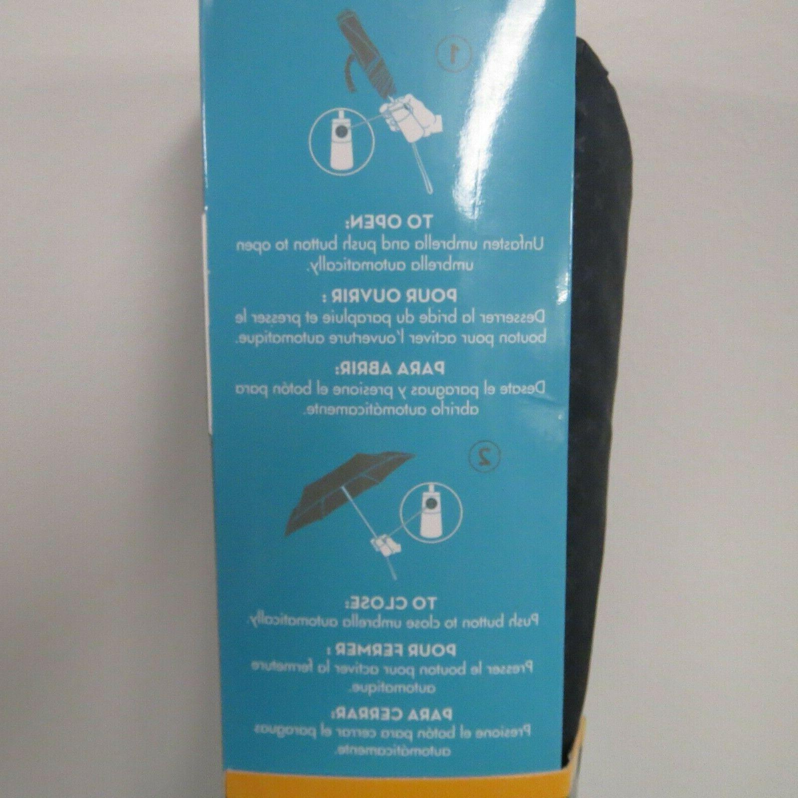 ShedRain Vented Umbrella Open And NEW -