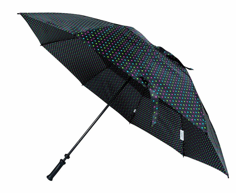 ShedRain Windjammer Golf Aerodynamic Vented Umbrella Funfett