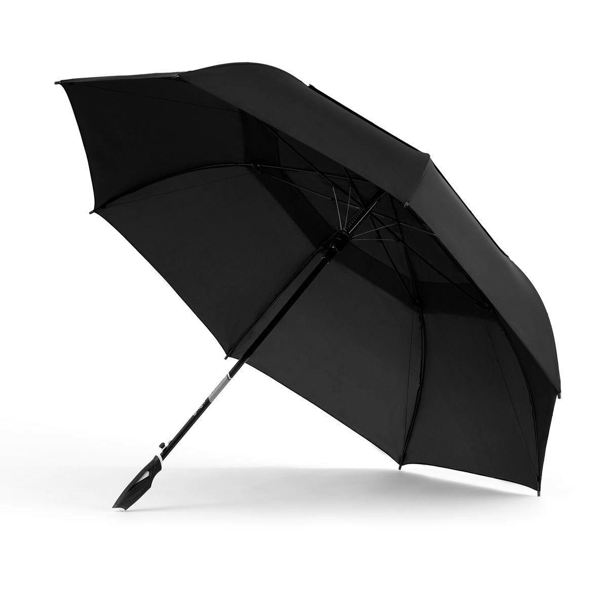 windpro vented golf umbrella black 62 inch