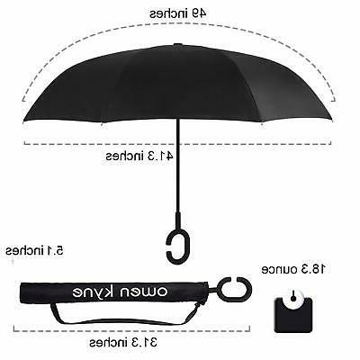 Owen Layer Folding, Inverted Umbrella Protection