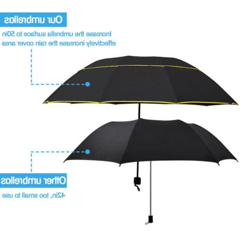 Windproof Rain Golf Women Canopy