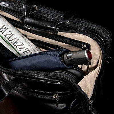 LifeTek Windproof Travel Umbrella Compact Automatic Small Folding fit