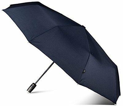 LifeTek Travel Umbrella Compact Open Small