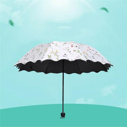 Women Anti-UV Protection Parasols Folding