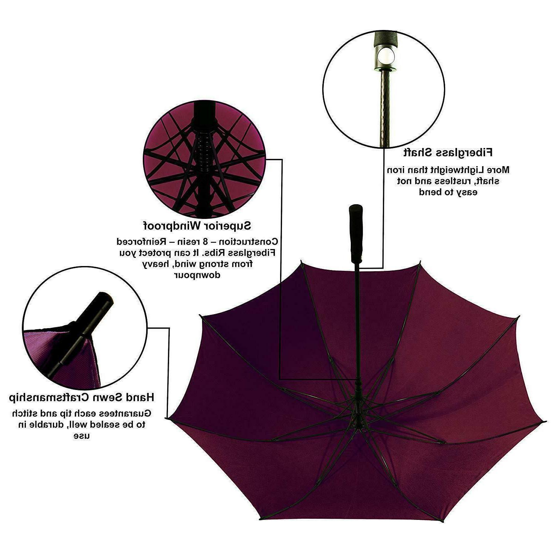 """Rain Music"" XL Automatic Open Umbrella Windproof"