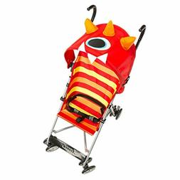 Lightweight Umbrella Stroller with Overs Cosco Umbrella Stro