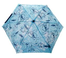 Disney Lilo & Stitch Umbrella Stitch Floral All Over Pattern