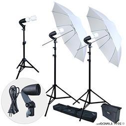 LINCO Lincostore 600W Photography Photo Video Portrait Studi
