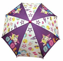 Little Girl's JoJo Siwa Collection Accessory, purple umbrell