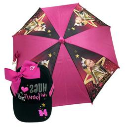 Little Girl's JoJo Siwa Collection Accessory, umbrella, One-