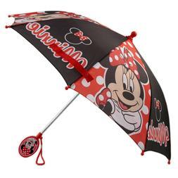 Disney Little Girls Minnie Mouse Polka Dot Character Rainwea