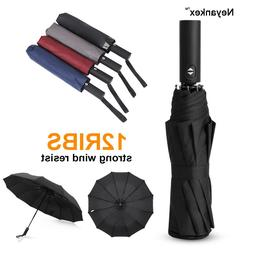 Mens <font><b>Umbrella</b></font> Fully Automatic Windproof