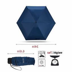 Fidus Mini Compact Sun&Rain Travel Umbrella - Lightweight ,9