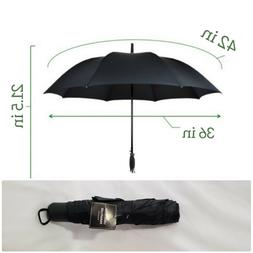 Mini Folding Umbrella Portable Compact Windproof Small Multi