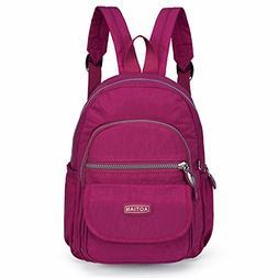 AOTIAN Mini Nylon Women Backpacks Casual Lightweight Strong