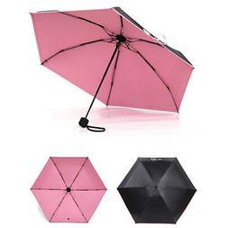Mini Pocket Umbrella Sun Protection Umbrellas Blocking UV Su