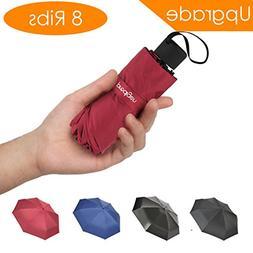 Prodigen Travel Mini Umbrella Windproof UV Folding Compact U