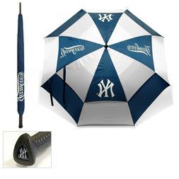 "Team Golf MLB 62"" Umbrella | Double-Canopy & Team-Colored |"