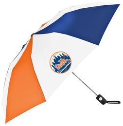 MLB New York Mets Automatic Folding Umbrella