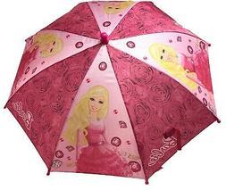 Barbie Molded Handle Umbrella