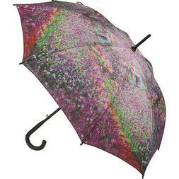 Galleria Monet's Garden Stick Umbrella - Monet's Garden Umbr