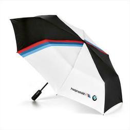 BMW Motorsport Pocket Umbrella - M Colors and Logo, 80282461