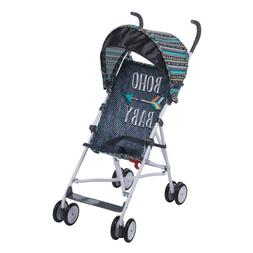 "New! Babideal Attitude Lightweight Umbrella Stroller, ""BOHO"