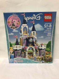 NEW Lego Disney 41154 Cinderella's Dream Castle 585 pcs. FRE