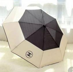 NEW DUAL COLOR NOT CAMELLIA FLOWER VIP UMBRELLA  WITH QUILTE
