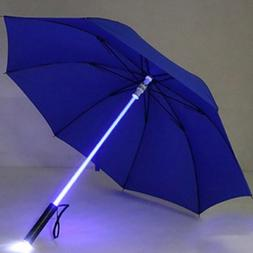 LED Light saber Light Up <font><b>Umbrella</b></font> Laser