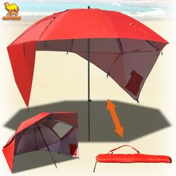 New Portable Sun and Weather Umbrella Shelter Sport or Beach