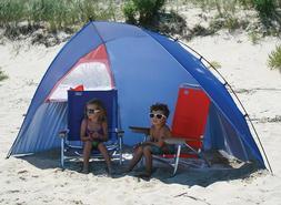 NEW Tent Sun Shelter Portable Cover Beach Umbrella Park Camp