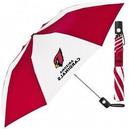 NFL Arizona Cardinals 42 in. Automatic Umbrella By Wincraft