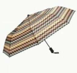 NWOT Missoni for Target Automatic Umbrella Colore Zig Zag Ch