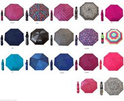 NWT Asst Misty Harbor Folding Umbrellas - Choose From 28 Pat
