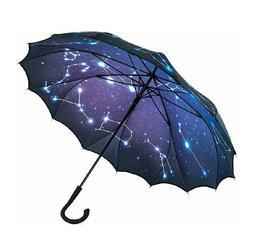 NewSight One-Piece-Fabric Umbrella - Seamless Design, No Sew
