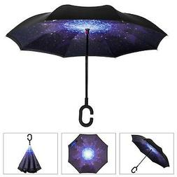 OpenBox Amagoing Car Inverted Umbrella Double Layer Windproo