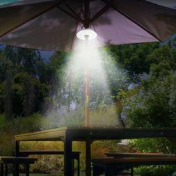 Outdoor 48 LED Camping Light Patio Umbrella Hanging Garden L