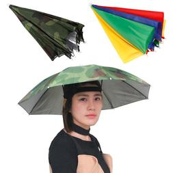 HobbyLane Outdoor Fishing Cap Foldable Sun <font><b>Umbrella