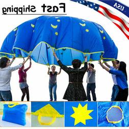 Outdoor Parachute Children Play Jump-sack Ballute Sports Kid