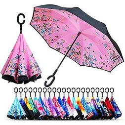 owen kyne umbrellas windproof double layer folding